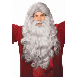 Moses Wig And Beard Adult