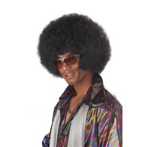Afro Chops Wig