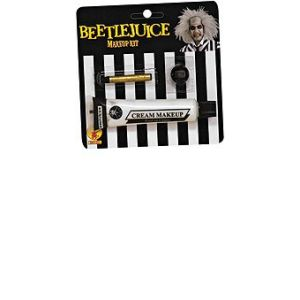 Beetlejuice Make up